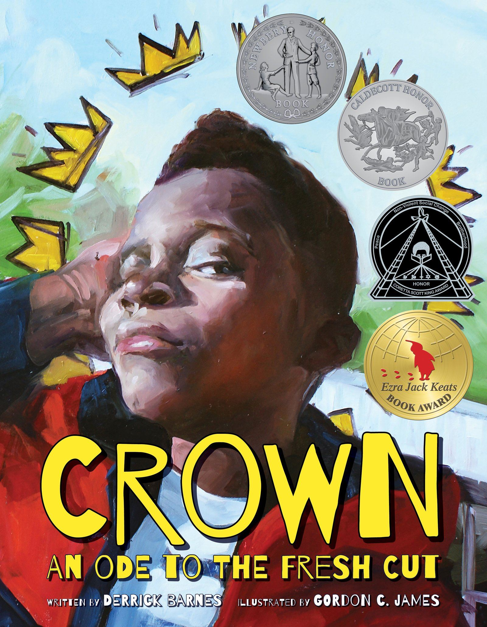 Crown an ode to the fresh cut