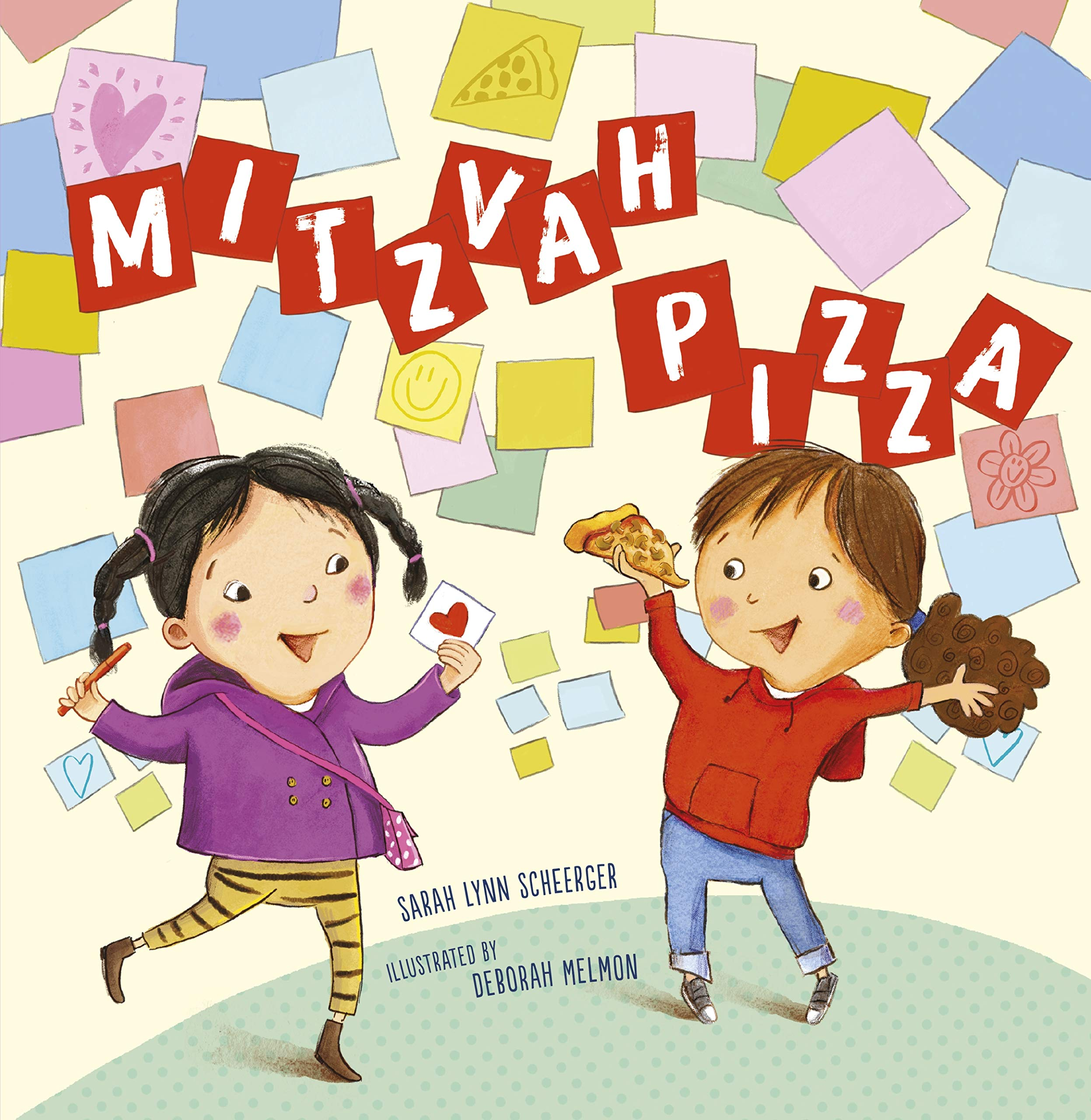 Mitzvah Pizza