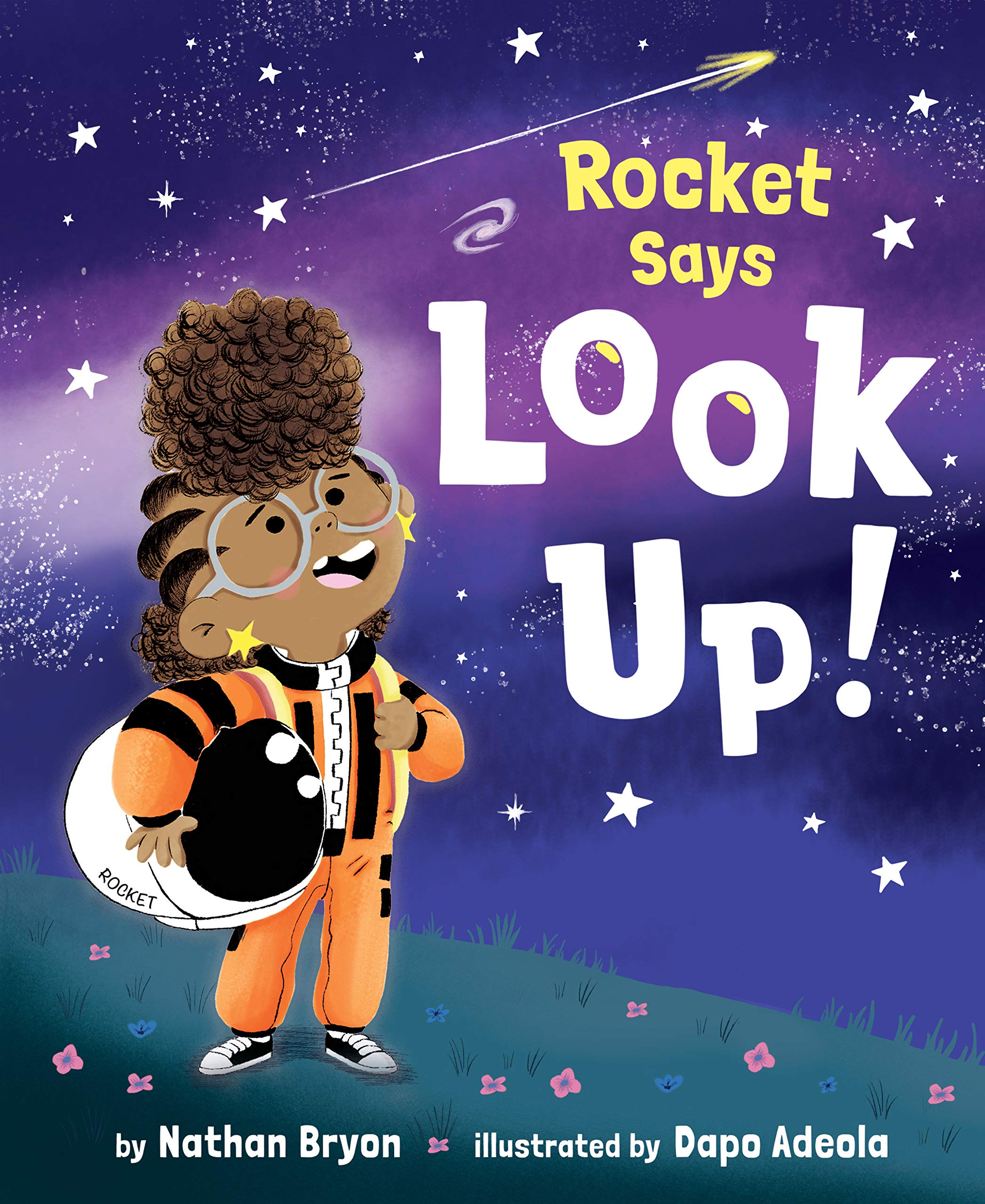 Rocket Says Look Up