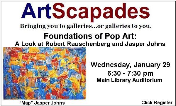 artscapdes Foundations of Pop Art