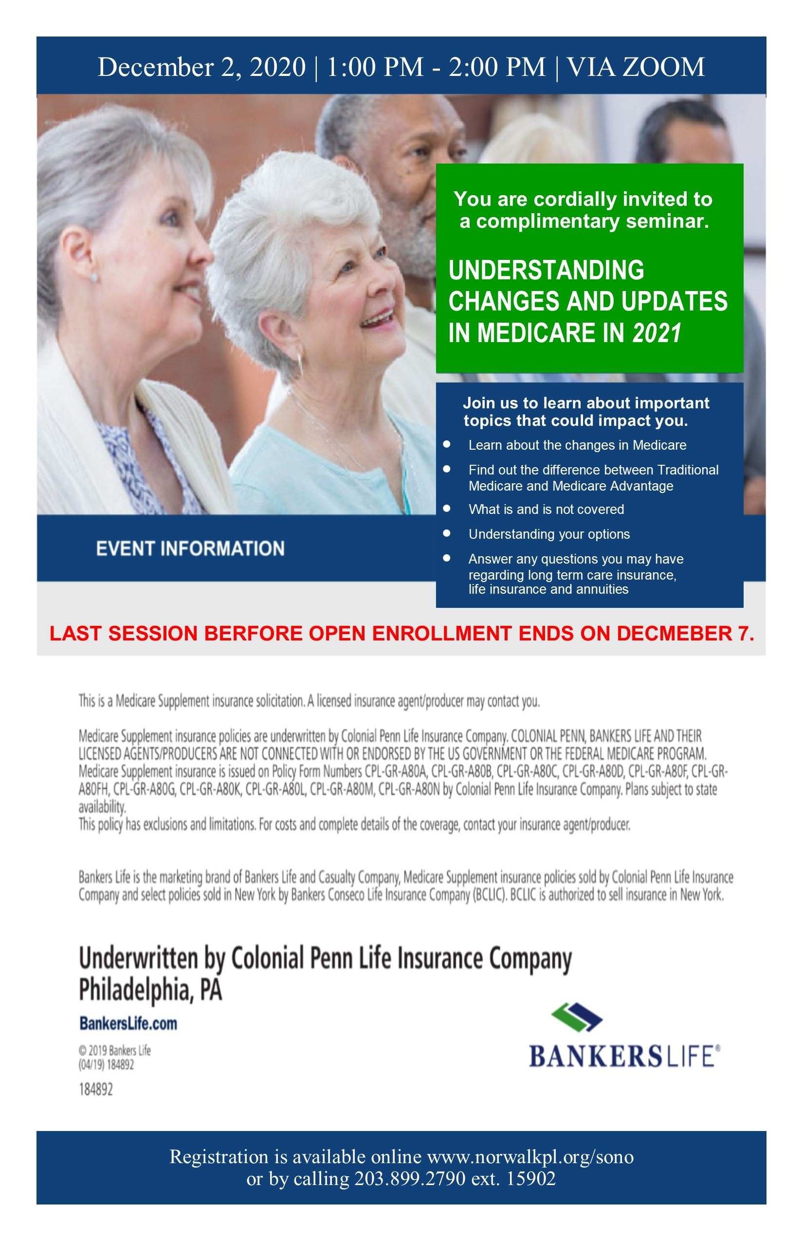 MediCare Program Flyer 2020 DEC 2nd