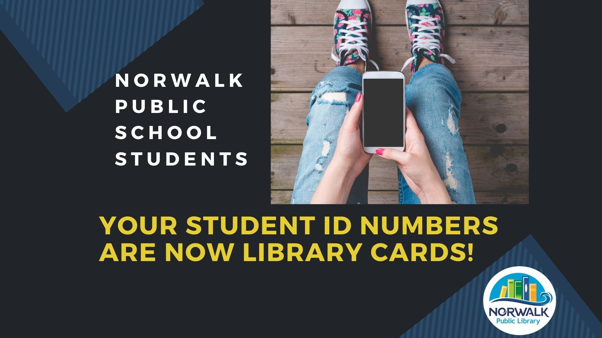 Student Library Card