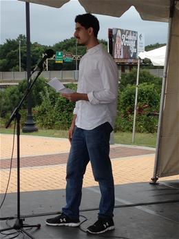Hameedo Angawi.