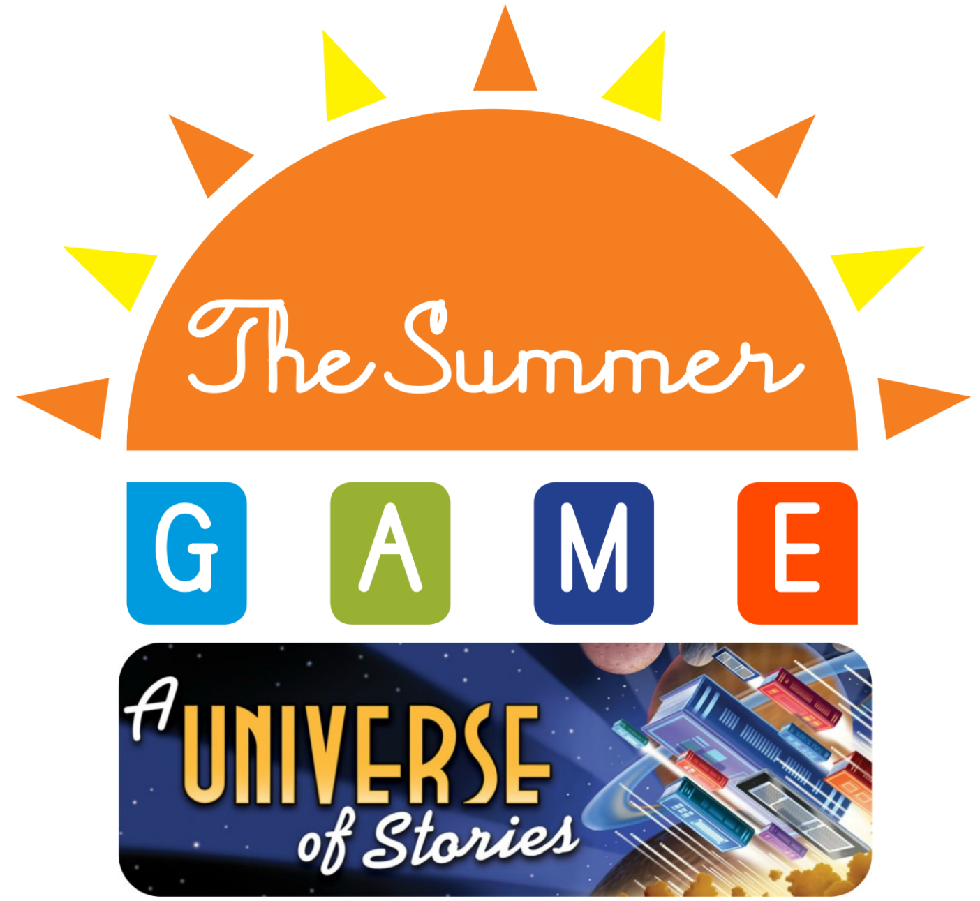 2019 Summer Reading Logo
