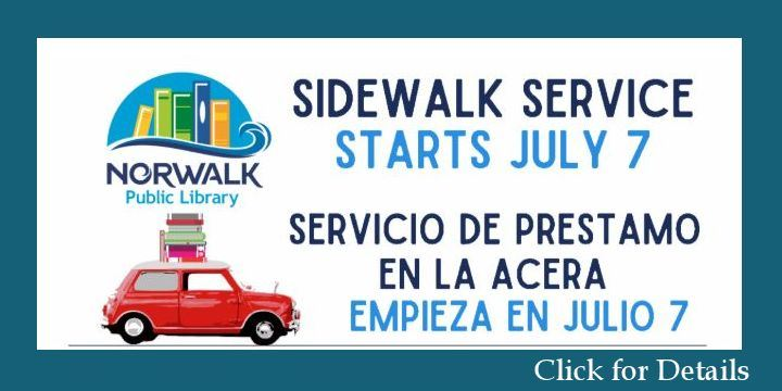 sidewalk service begins July 7th